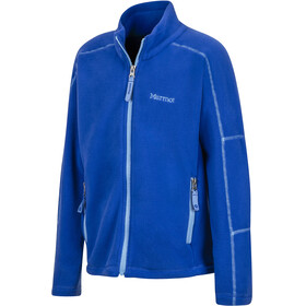 Marmot Kids Lassen Fleece Jacket Surf